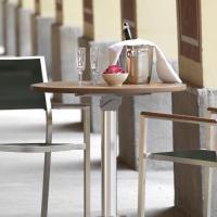 Bistro Tische Objekt
